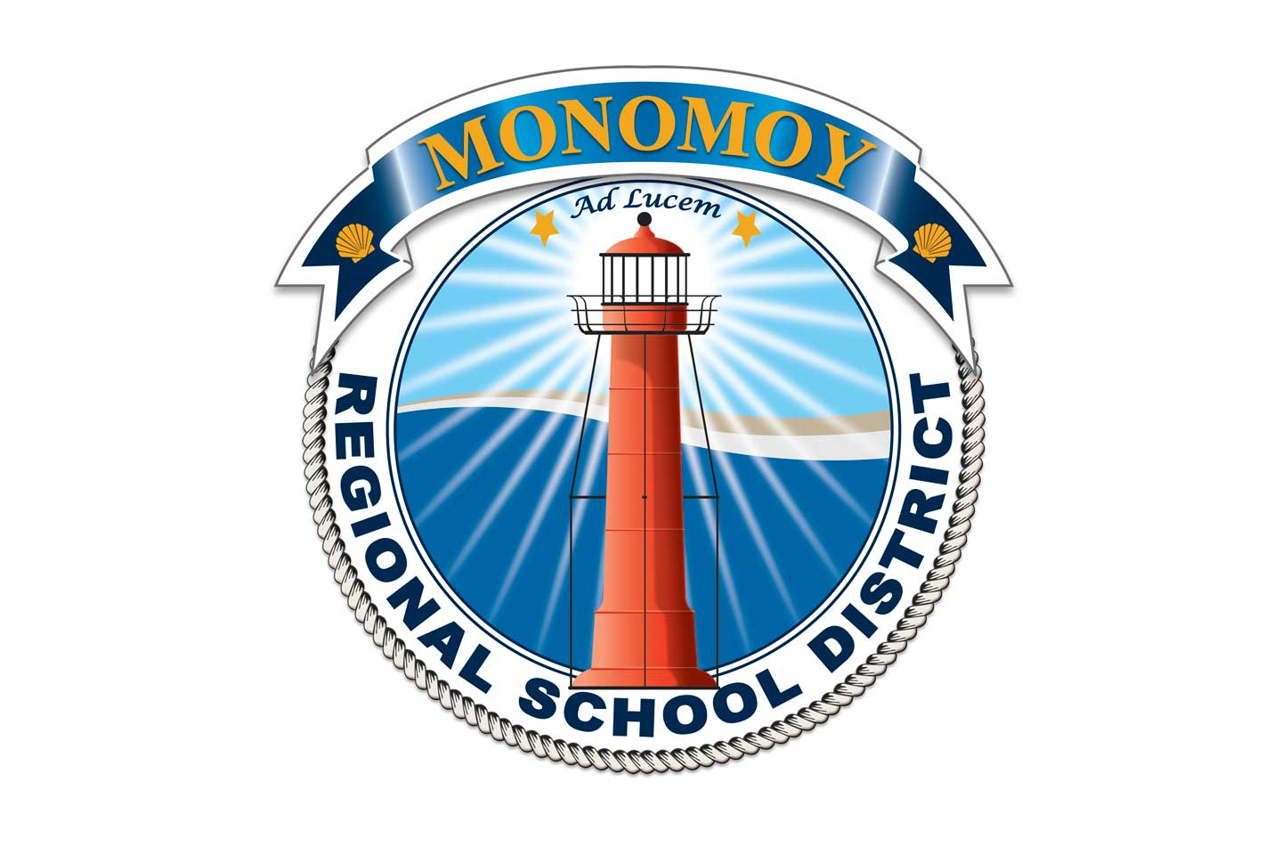 Monomoy School District logo