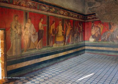 pompeiivillafresco